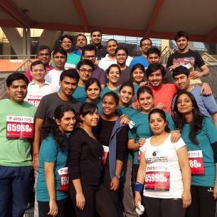 YP Team at LEA YP Volunteer Week